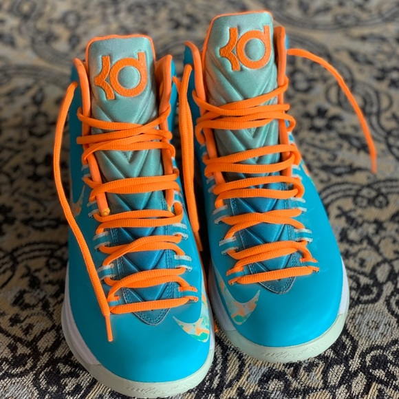 Nike Other - Nike KD Easter b'ball shoes men's sz 10
